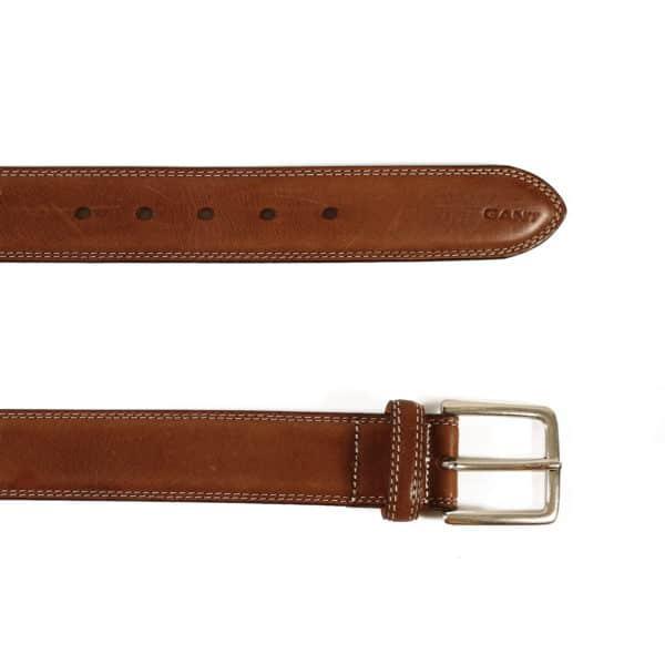 Gant belt brown