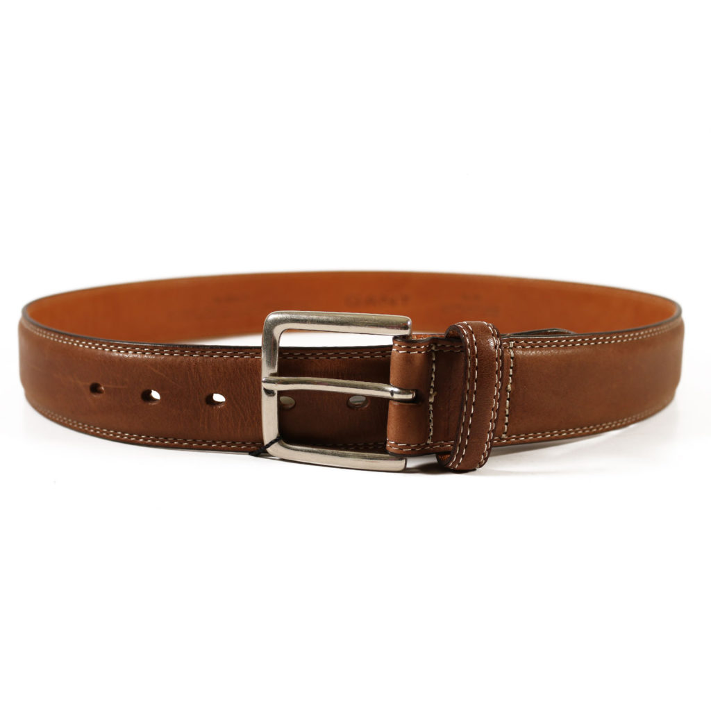 Gant belt brown2