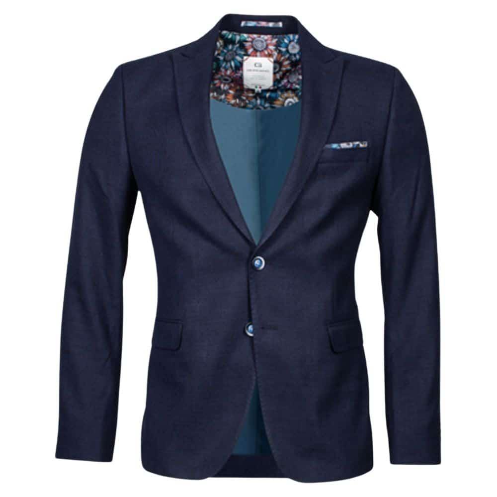 Giodrano navy jacket