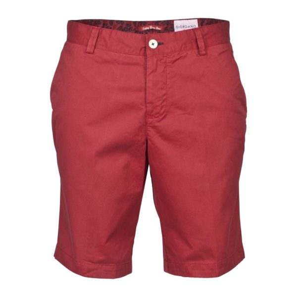 Giordano Red Shorts