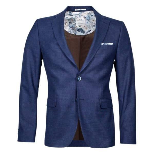 Giordano min blue blazer