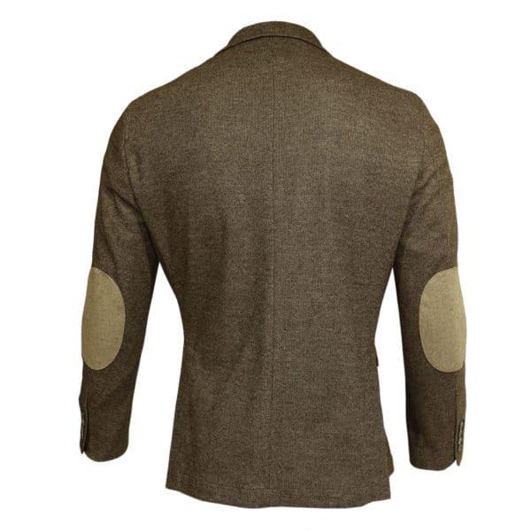Hackett blazer bronze back