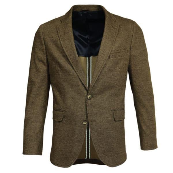 Hackett blazer bronze front
