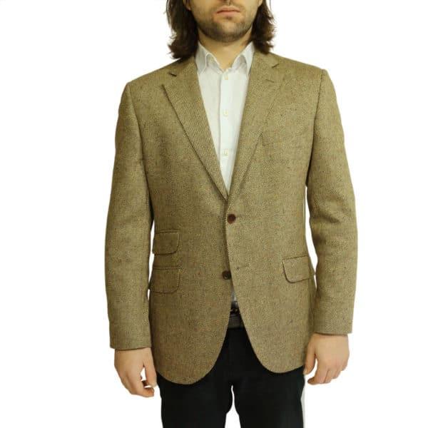 Hackett sand blazer jacket