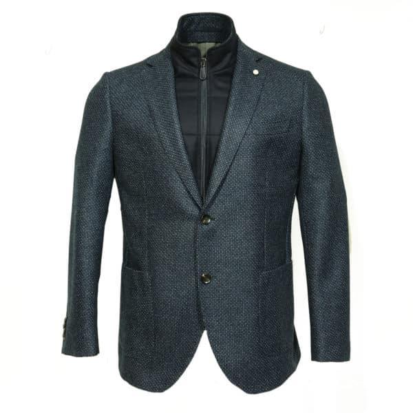 Luigi Bianchi Blazer Jacket Front