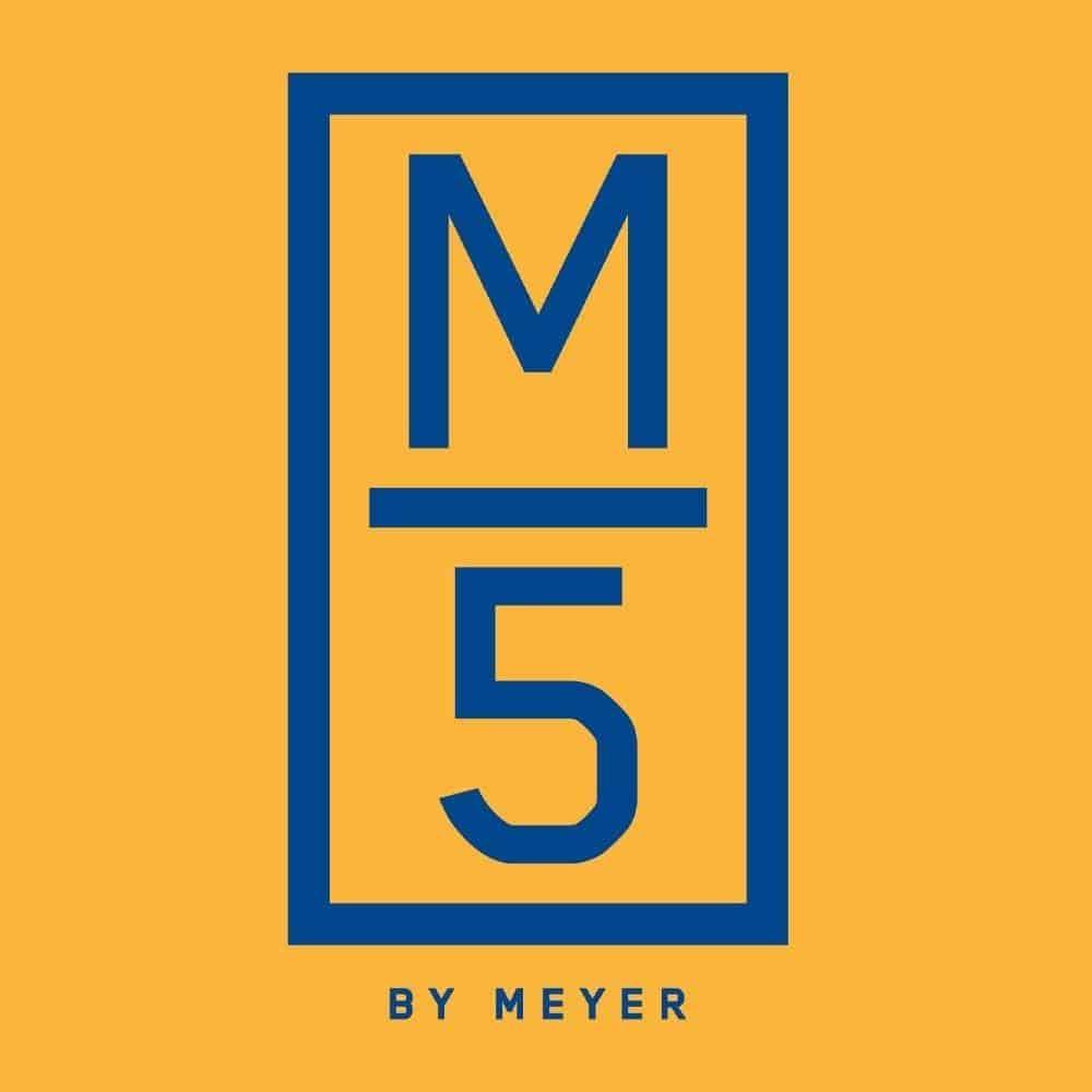 M5 BY MEYER SLIM FIT BLUE JEANS