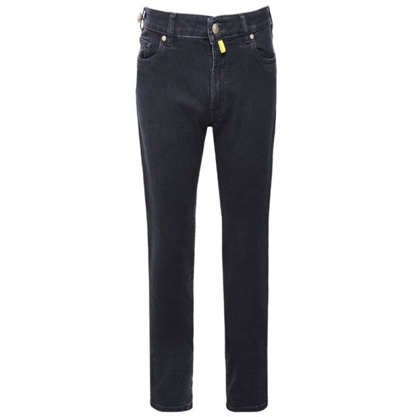 MMX Phoenix Jeans Slim Fit Stretch Black