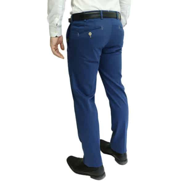 MMX blue trouser back