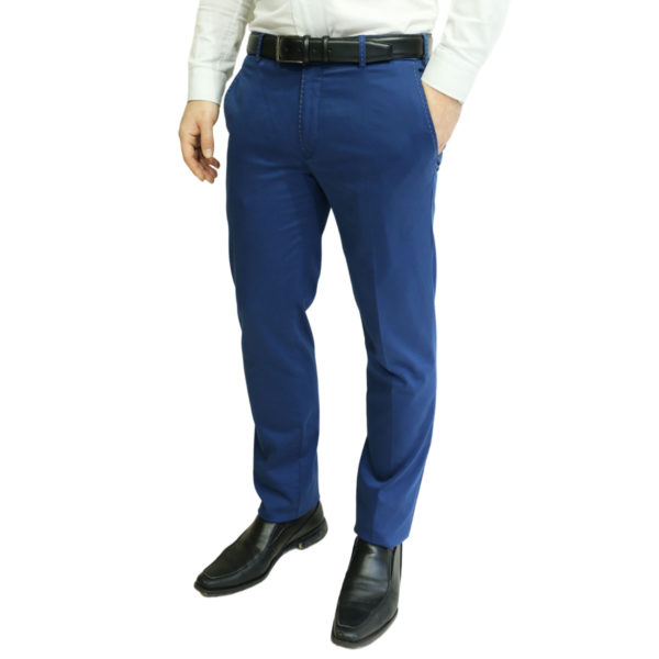 MMX blue trouser side