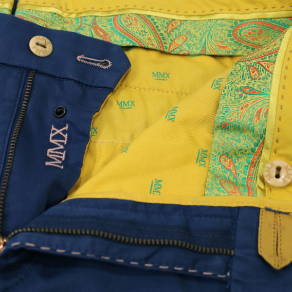 MMX trouser navy swarowski
