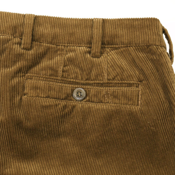 Meyer trouser corduroy back pocket