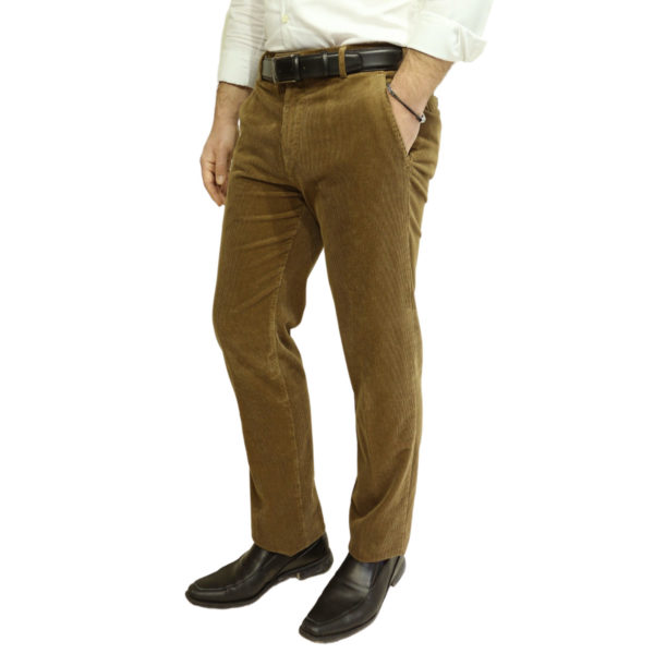 Meyer trouser corduroy side
