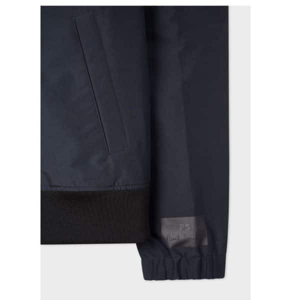 Paul Smith Harrington Navy Sleeve