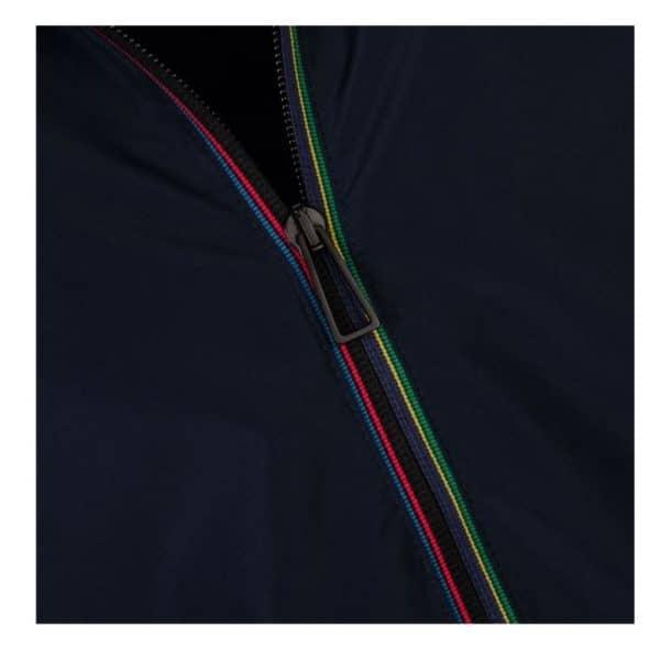 Paul Smith Track Navy Blue Zip