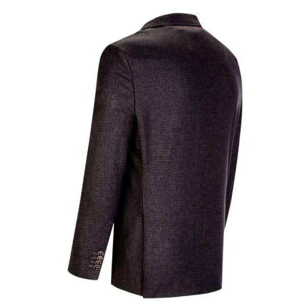Roy Robson grey Jacket rear