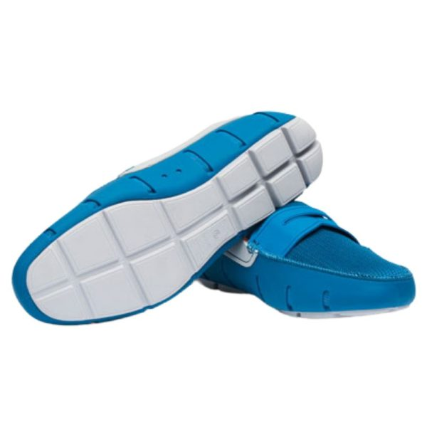 SWIMS BLUE LOAFER