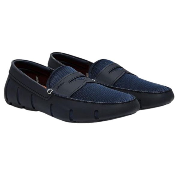 SWIMS LOAFER NAVY