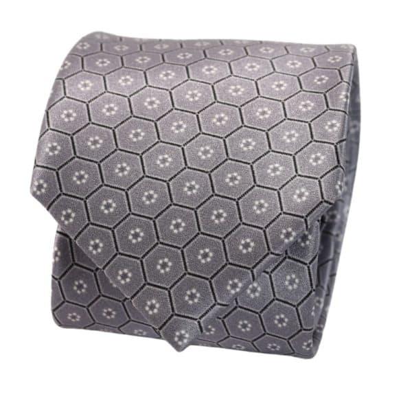 Silvio Fiorello Honeycomb Tie