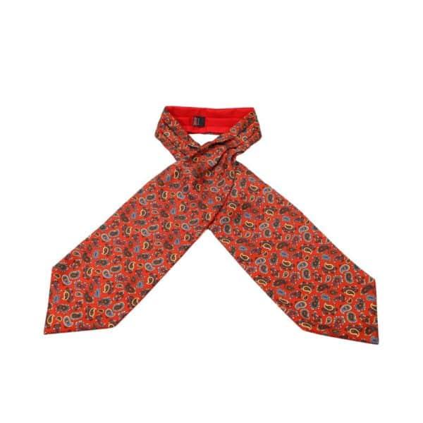 Van Buck Cravat Paisley 1