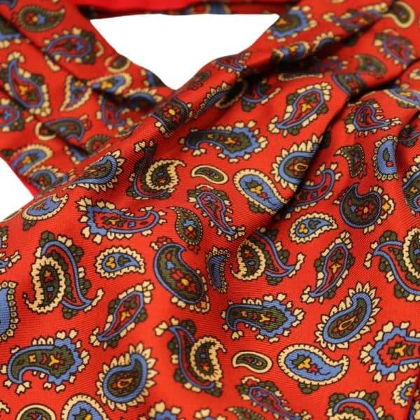 Van Buck Cravat Paisley 2