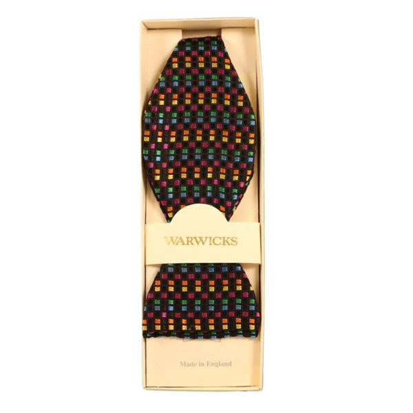 Warwicks cravat black