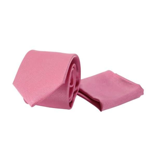 Warwicks solid Tie Box Set pink 3
