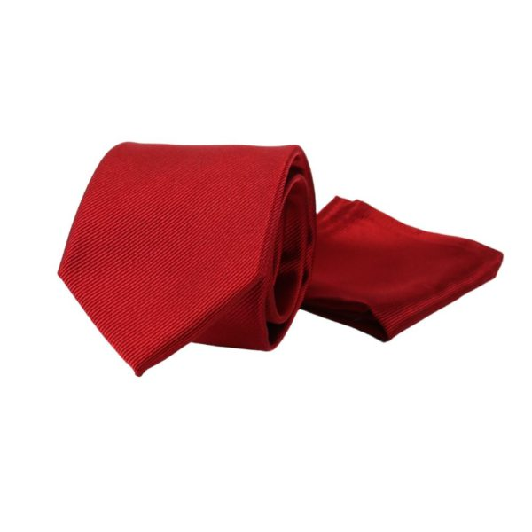Warwicks solid Tie Box Set red 1