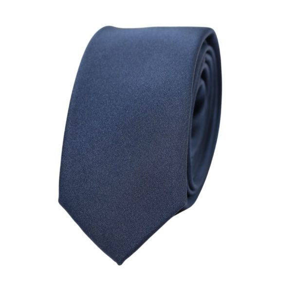 Warwicks solid tie blue 1