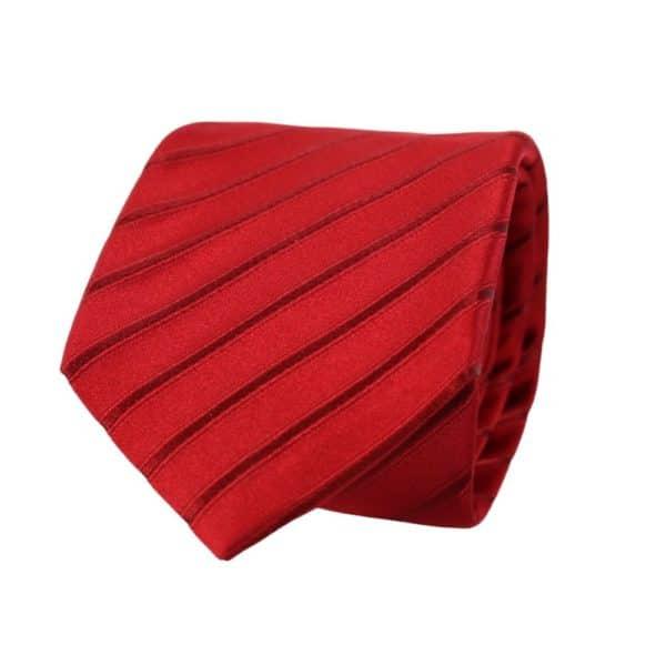 Warwicks striped tie