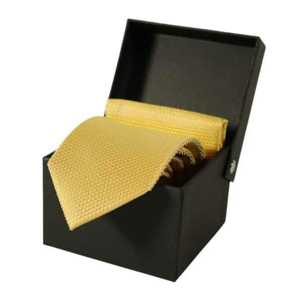 Warwicks tie box set texture yelow 1