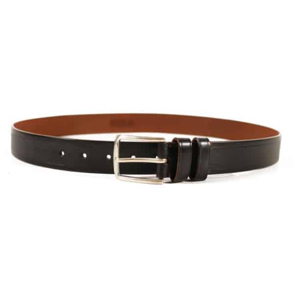 black leather belt2