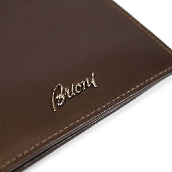 brioni wallet logo