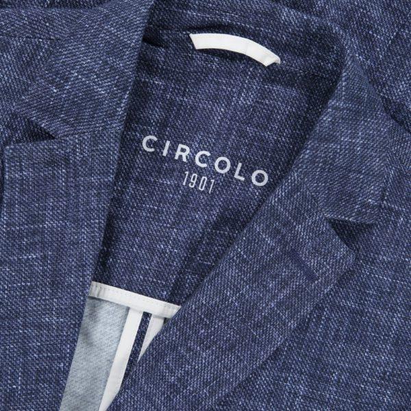 circolo giacca stretch cotton blazer p11189 348873 image
