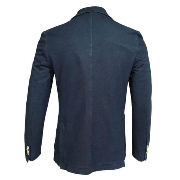 circolo jacket indigo stretch twill 1