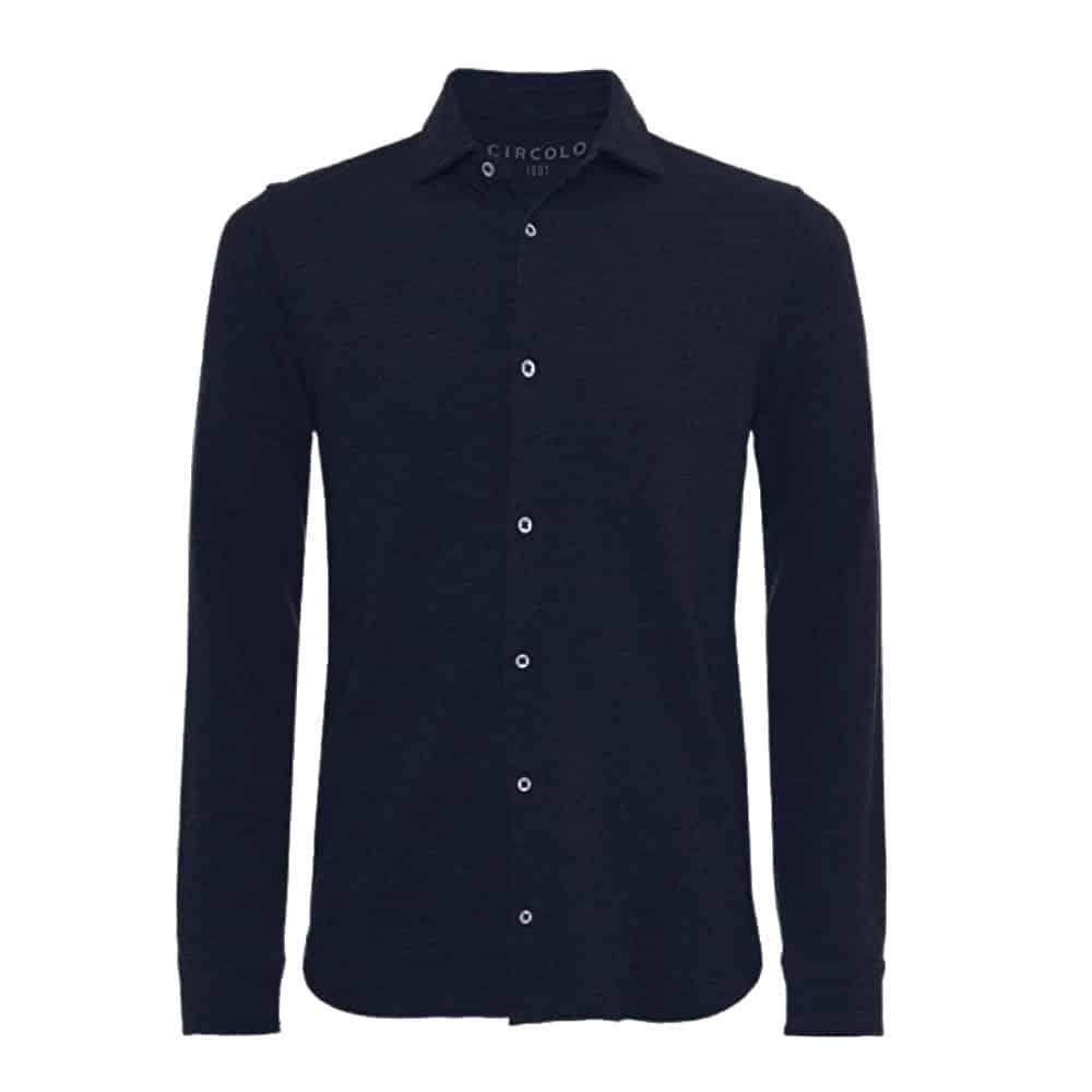 circolo long sleeve casual shirt