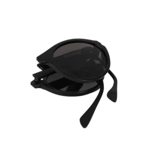 foldable black sunglasses warwicks