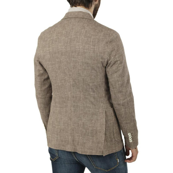 giacca circolo stone back