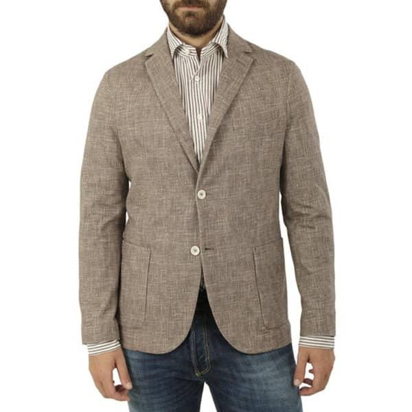 giacca circolo stone front