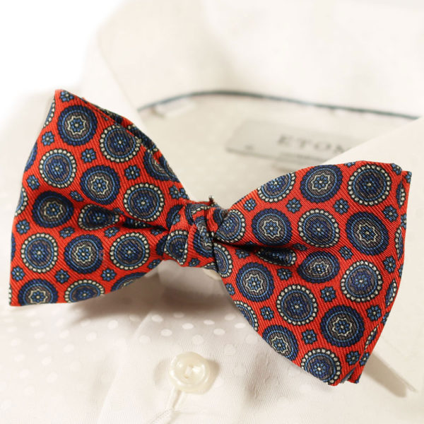 red design bow tie warwicks