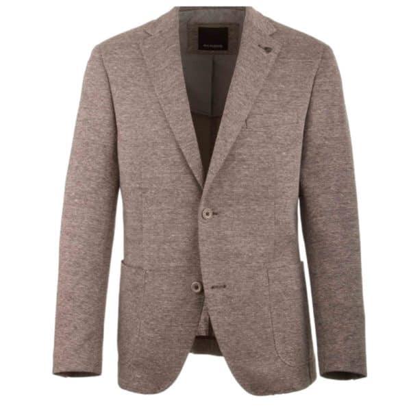 roy robson biege unstructured jacket