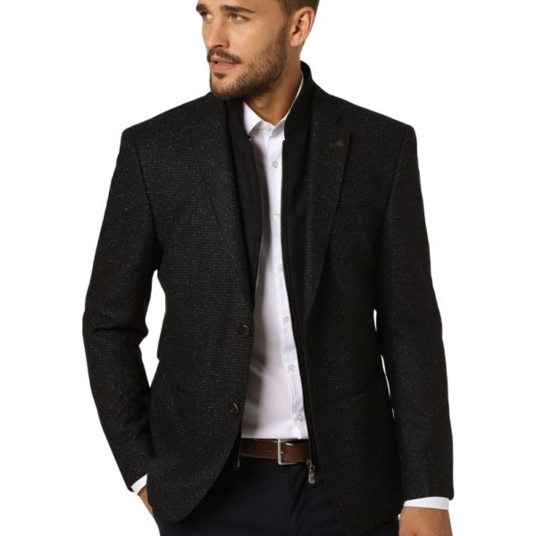 roy robson charcoal jacket