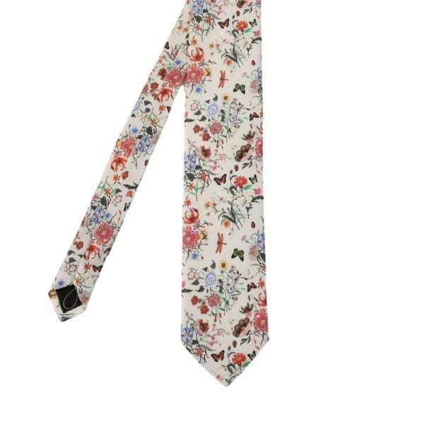 A.Christensen Tie White 2