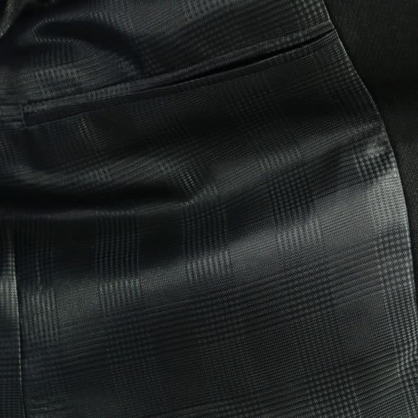 Armani 2 black blazer jacket lining