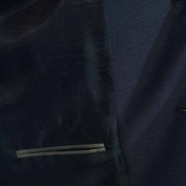 Armani Collezioni blazer jacket navy lining