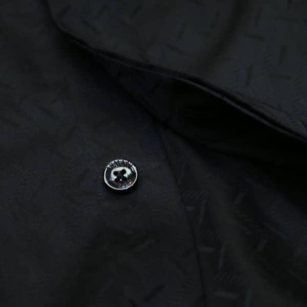 Armani Collezioni shirt black detail