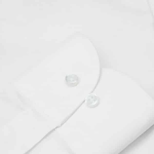 Armani Collezioni white shirt cuff1