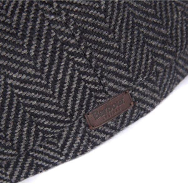 BARBOUR BAKERBOY CAP 2