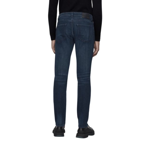 BOSS CASHMERE TAILORED JEAN MID WASH 1