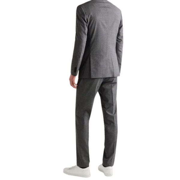 BOSS DOGTOOTH SUIT 4