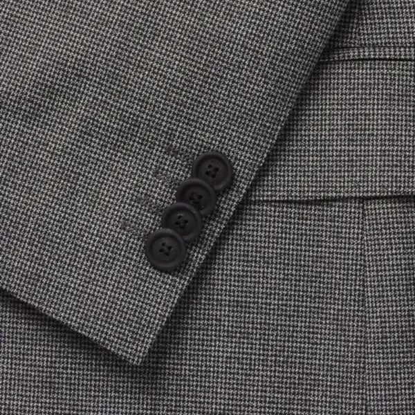 BOSS DOGTOOTH SUIT 5